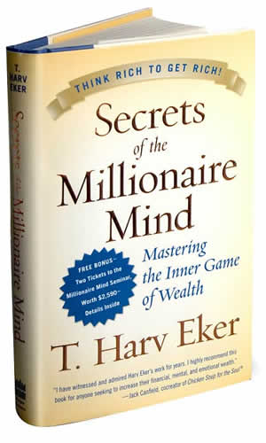 "Harv Eker's ""Secrets of the Millionaire Mind"""
