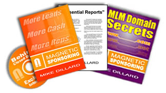 Products from Magnetic Sponsoring System - Get them today!
