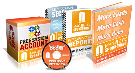 Creating MLM income is simple when you attract the sponsors you need.