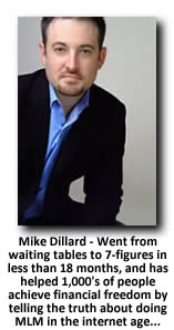 Mike Dillard successfully found the secrets to power recruiting.